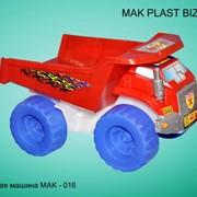 Машины детские МАК-16 фото