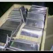 Узлы и детали проточной части (Направляющие лопатки к сварным и литым диафрагмам, направляющим аппаратам, сопловым аппаратам) фото