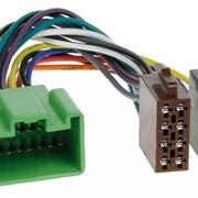 Переходник ISO Volvo C30/C70/S80 06, V70/XC70 07, XC90 02 Intro ISO VV-03 фото