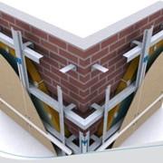 Фасады навесные вентилируемые фото