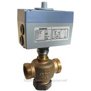 Трехходовой регулирующий клапан VXG44 фото