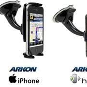 Крепления для коммуникаторов, смартфонов, мобильных телефонов, GPS навигаторов, и планшетов любого типа. фото