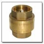 Клапан обратный муфтовый ТК Ду 25 (1 дюйм) фото