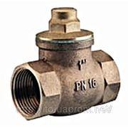 Обратный клапан бронзовый подпружиненый (3187 04) Genebre фото