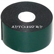 Скотч двусторонний 5м (зеленый) 22 мм фото