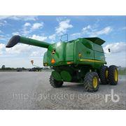 John Deere 9670 STS Bullet Rotor фото