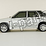 Накладка на порог Lada 2114 Samara Alonso фото