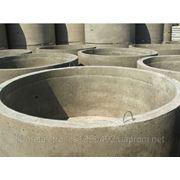 Кольца железобетонные для канализации 2,5м фото