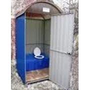 Дачные биотуалеты, туалет стационарный. фото