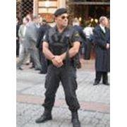 Охранные услуги. фото