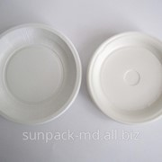 Тарелки одноразовые фото