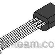Транзистор BC547B TO-92 фото