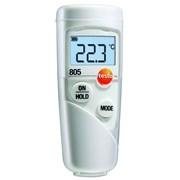 Testo 805 - Карманный инфракрасный мини-термометр фото