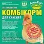 ПК-21/2 Комбикорм для молодняка утят и гусей 1-3 нед. фото