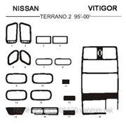 Nissan TERRANO 95' - 00' Карбон, карбон+, алюминий фото