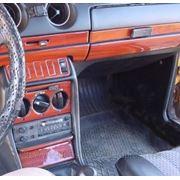 Mercedes 123 A/C, WITHOUT A/C Карбон, карбон+, алюминий фото