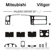Mitsubishi PAJERO SPORT 97' - ... Карбон, карбон+, алюминий фото