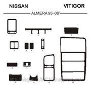 Nissan ALMERA 95' - 00' Карбон, карбон+, алюминий фото