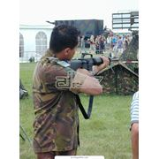 Обучение и тренировка навыков стрельбы из лука фото