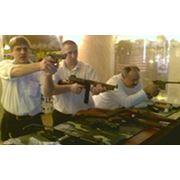 Обучение и тренировка навыков стрельбы фото