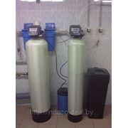 Система очистки воды для коттеджа фото