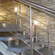 Лестницы, балконные ограждения, навесы фото