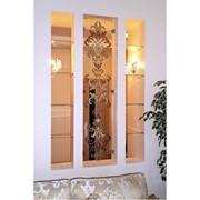 Витражи для зеркала в Алматы фото
