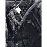 Зачистка резервуаров фото