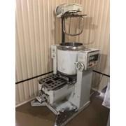 Кремоварка МКУ-40 котел и тестомес крутого теста фото