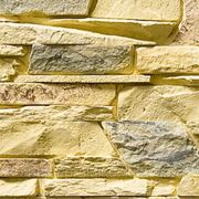 Плитка для стен Ямайка , 11*49 см., цвет желтый фото
