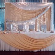 Оформление свадеб, свадебная флористика, организация и проведение свадеб и юбилейных торжеств Киев фото