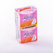 Прокладки ALWAYS ultrasens normal, 20шт фото