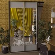 Зеркало для шкафов купе 42523 фотография