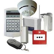Охранная сигнализация. фото
