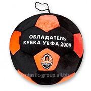 Корпоративная игрушка Мяч цветной мягкий фото