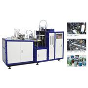производство бумажных стаканов фото