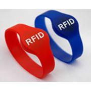 Бесконтактные Rfid браслеты фото