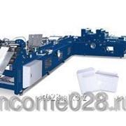 Автоматическая машина для изготовления почтовых пакетов ZT380 фото