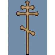 Крест ритуальный фото