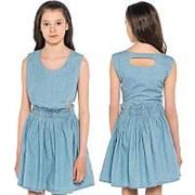 Платье для девочки (Орби) фото