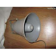 Громкоговорители абонементные громкоговоритель рупорный 10ГР-38 фото