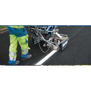 Компания «DZIMPEX» представляет полный комплекс услуг по нанесению дорожной разметки: Нанесение горизонтальной разметки; Нанесение вертикальной разметки; Удаление старой дорожной разметки; Нанесение и обновление пешеходной разметки; Нанесен фото