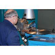 Напайка алмазных сегментов на диски (пилы) фото