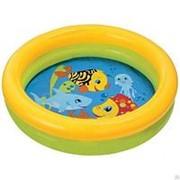 Бассейн детский надувной 61*15см Intex 59409 фото