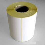 Термоэтикетки 100х72х500 ЭКО чистые фото