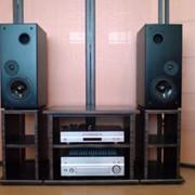 Комплект двухполосных акустических систем АС 2.1 фото