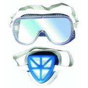 Набор очки+маска фото