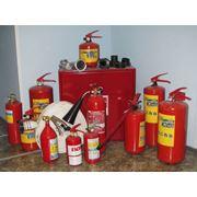 Продажа противопожарного оборудования: огнетушители лопаты ящики для песка в Днепропетровске и области фото