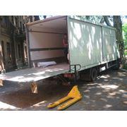Специализированные мебельные перевозки. фото