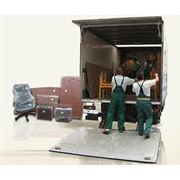 Перевозка мебели холодильника телевизора личных вещей фото
